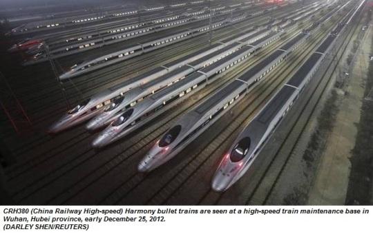 Mexico high-speed rail