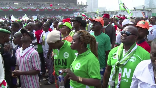 2015 Nigeria Presidential Campaign