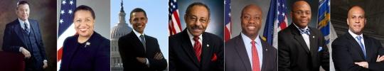 African Americans US Senators