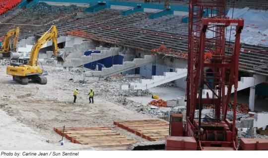 Miami Dolphis Stadium