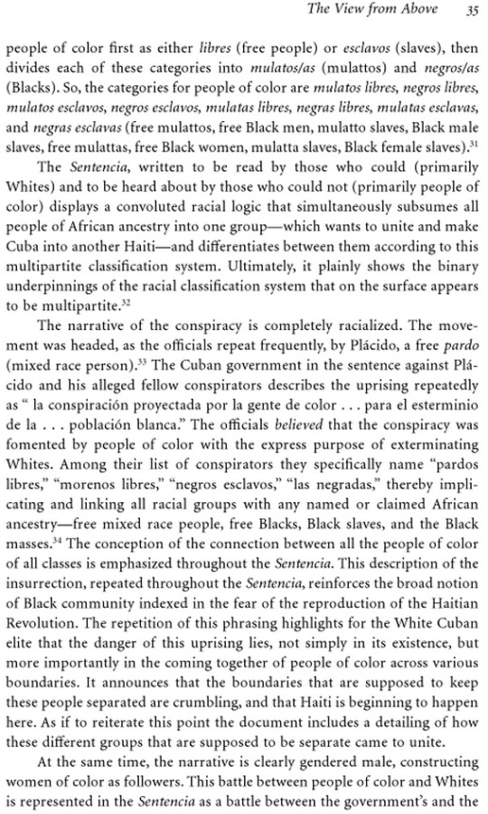 Through the eyes of the Cuban Colonial Government and White Abolitionists 07