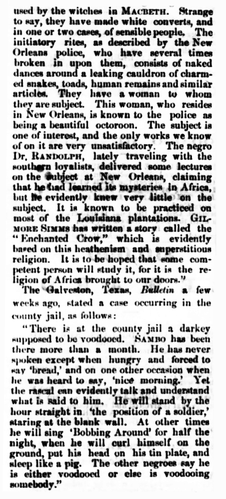 African Religion 1866 part 3