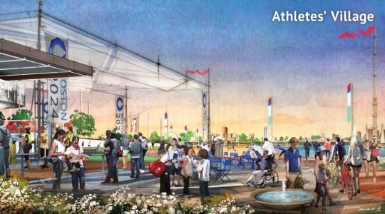 Boston Olympics