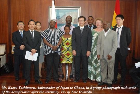 Ghana-Japan