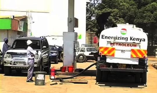 Kenya Oil