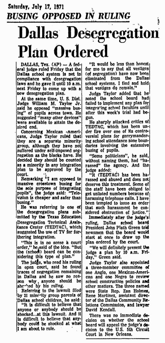 Dallas 1971
