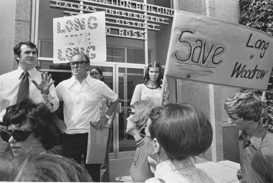 Dallas Schools Protest 1975