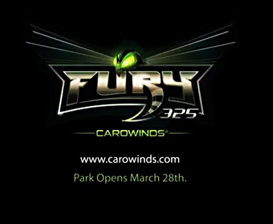 Fury325 Carowinds