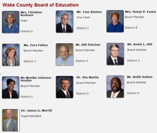Wake County Board of Education