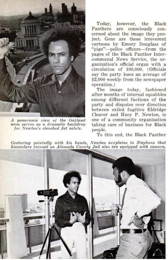 Black Panthers 1972