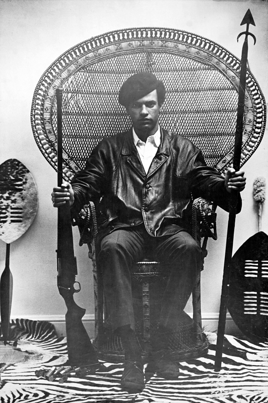 A history of the black panther party for self defense