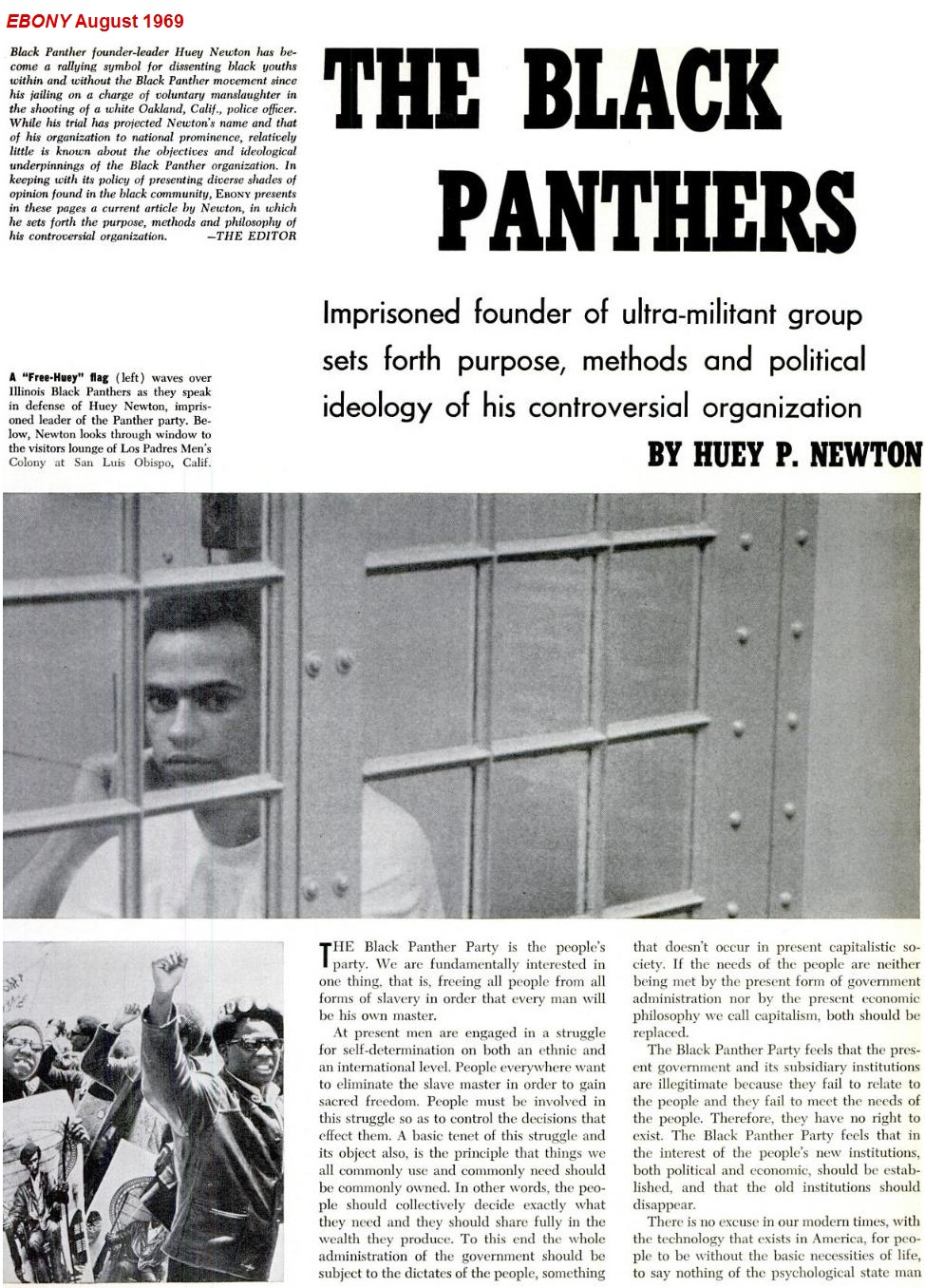 Huey newton dissertation Black Bird Press News   Review   blogger