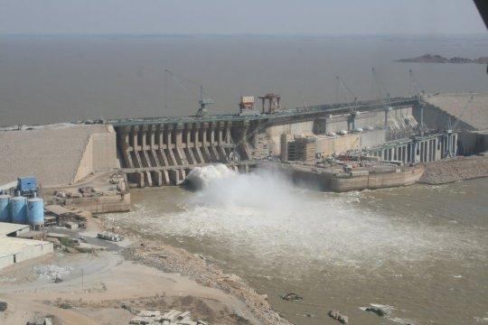 Merowe Dam