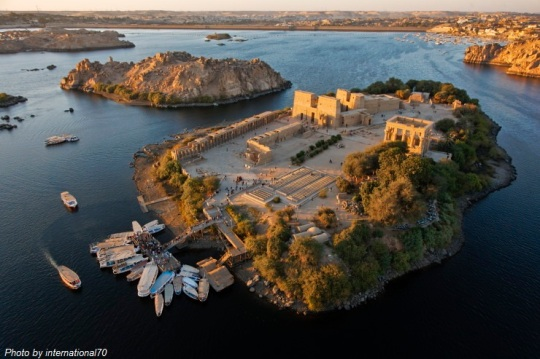 Philae Temple Relocation