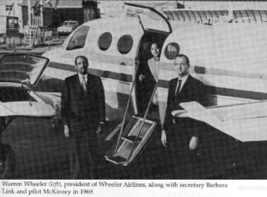 Wheeler Airline
