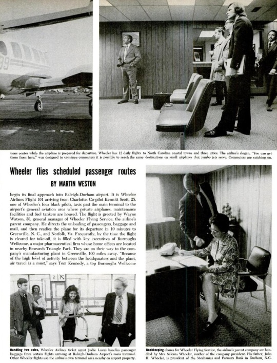 Wheeler Airlines 1976