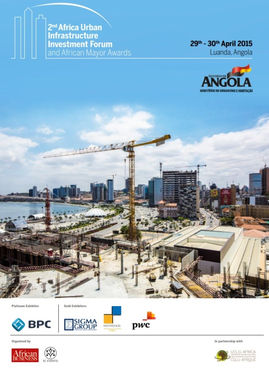 Africa Urban Infrastructure Investment Forum