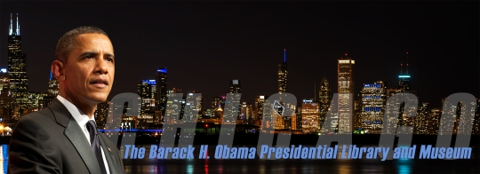 Barack Obama Presidential Library