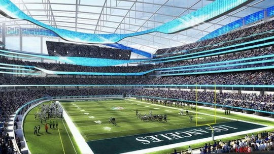 Los Angeles NFL Stadium