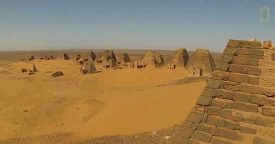 Nubia Pyramids