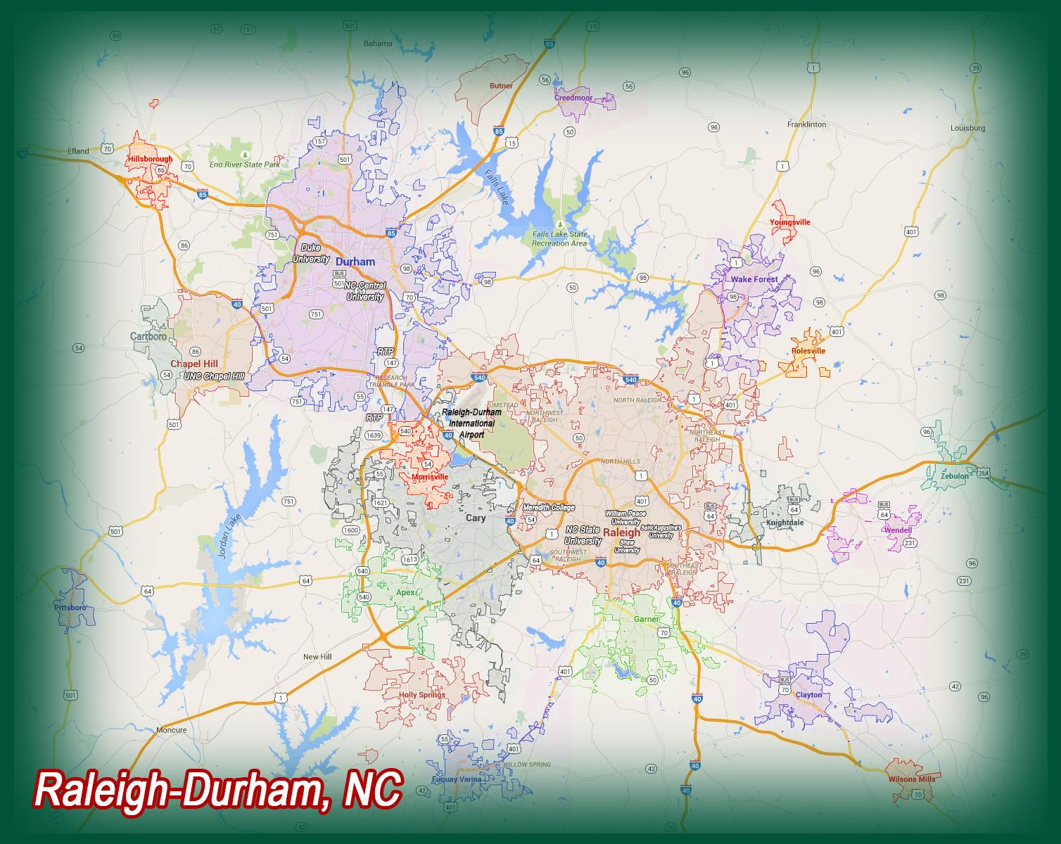 GlaxoSmithKline GSKUNC Chapel Hill Partnership Partner