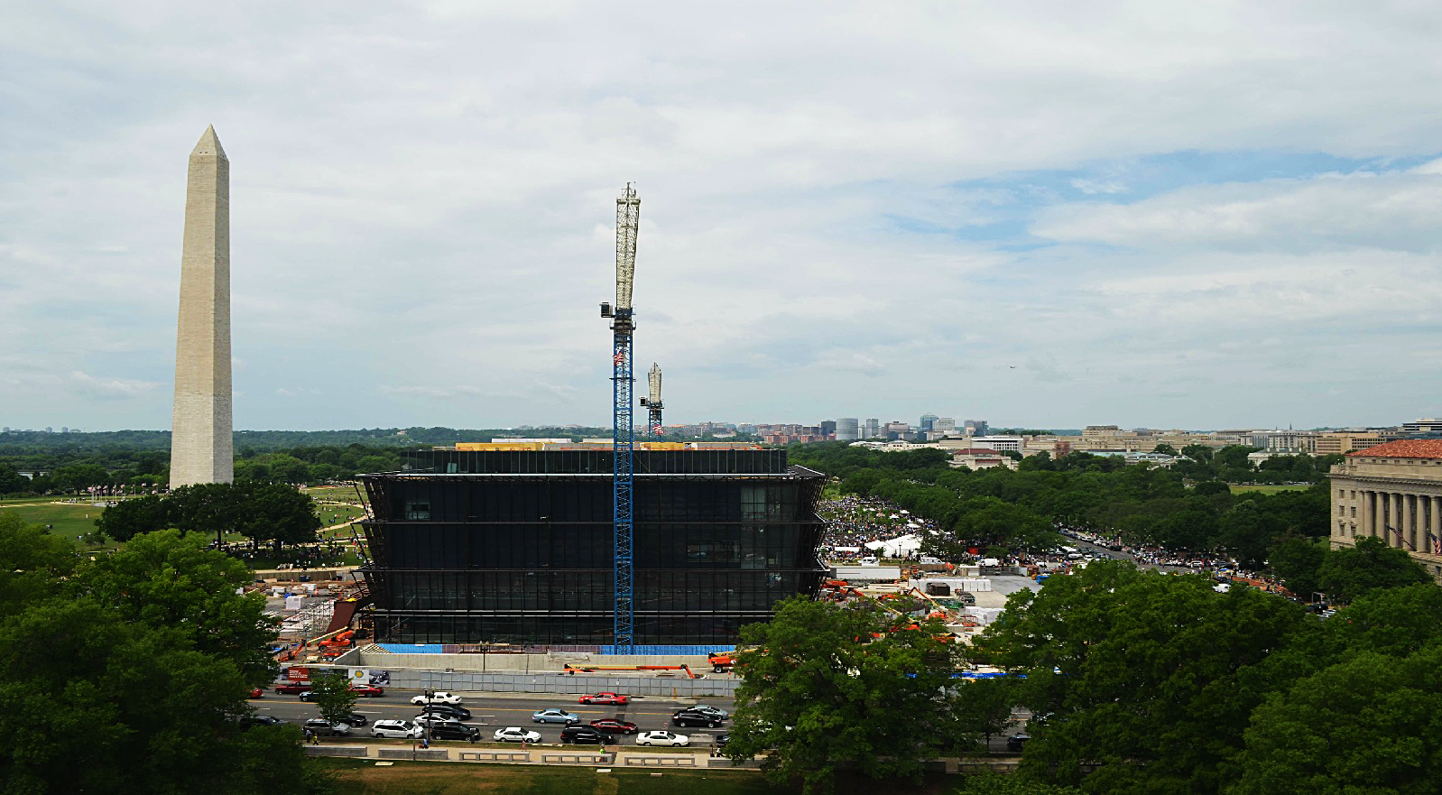 construction update smithsonian national museum of smithsonian national museum of african american history and culture