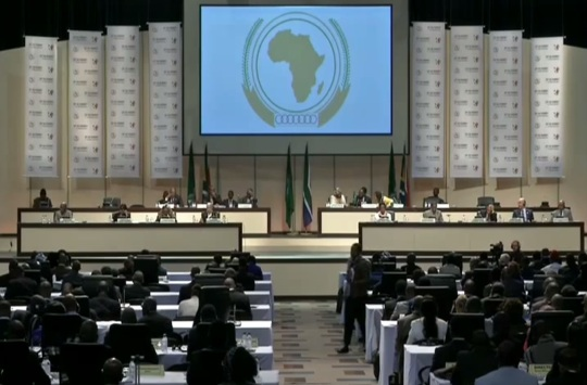 Africa Union 25th Summit