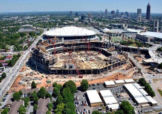 Atlantic Falcons Stadium