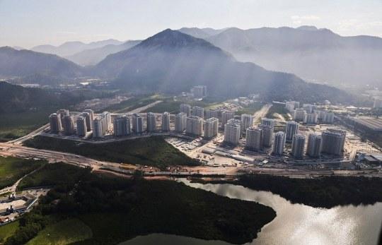 2016 Olympic Village