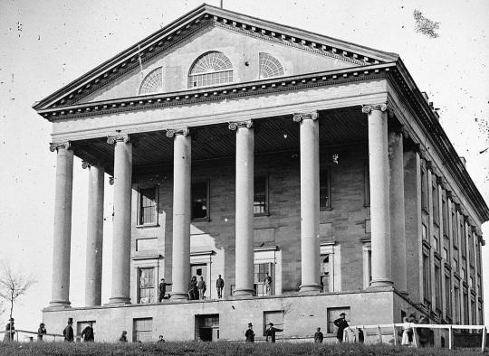 Richmond Virginia - Capital Confederate States of America