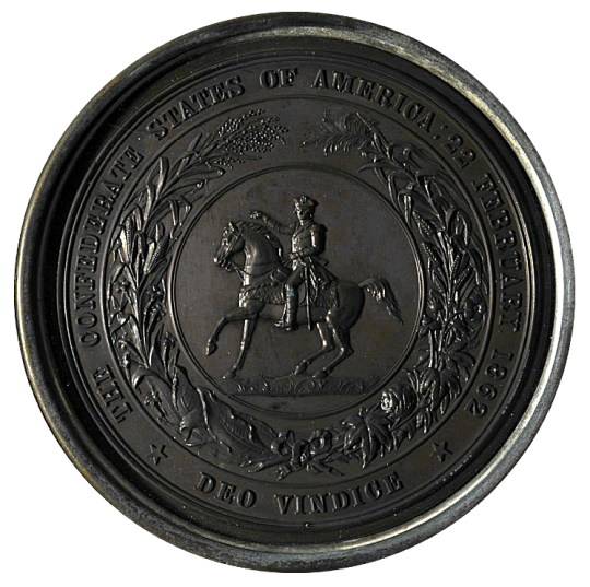 Confederate State of America Seal
