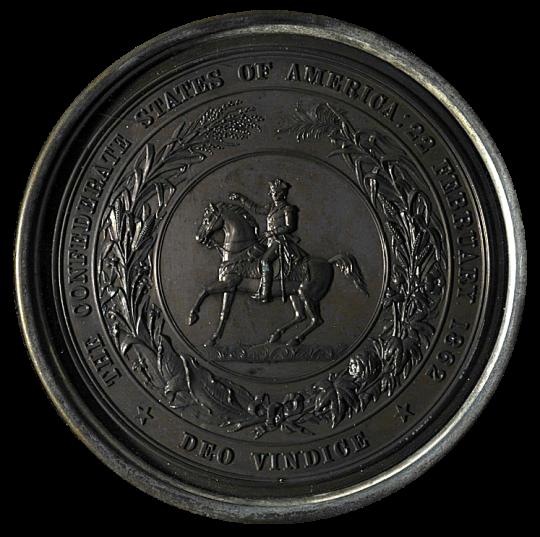 Confederate State of America Seal