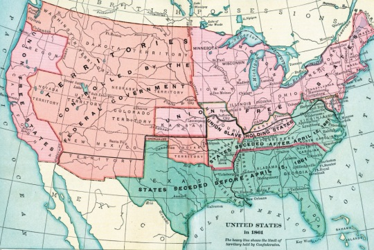 Confederate States of America 1861