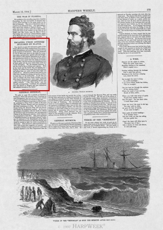 Harpers Weekly Mach 12, 1864