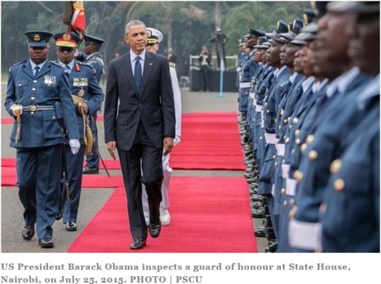 President Obama Kenya 2015
