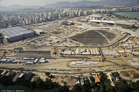 Rio Olympic Venues