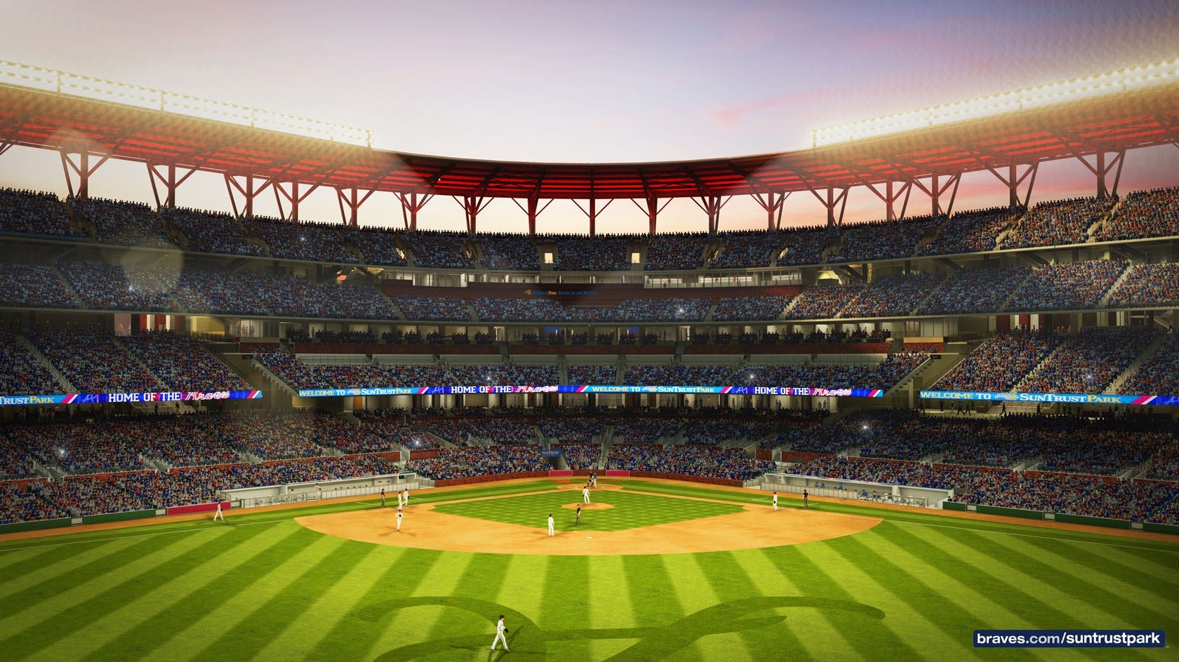 Nfl And Mlb Atlanta And Minneapolis New Stadiums Update