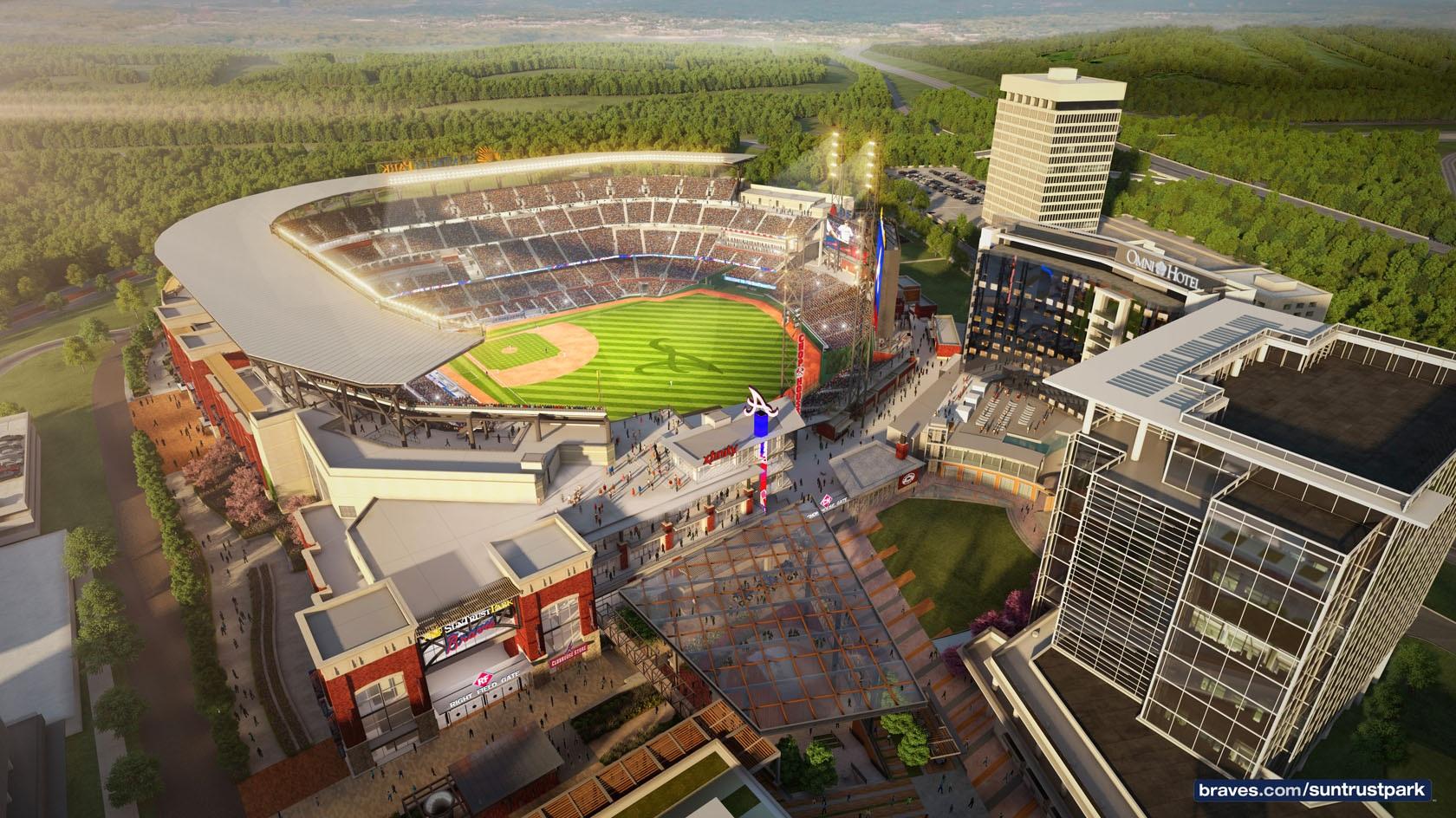 Nfl And Mlb Atlanta And Minneapolis New Stadiums Update