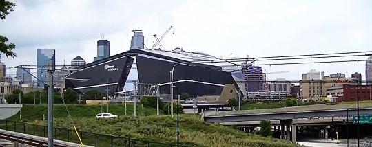 Viking Stadium