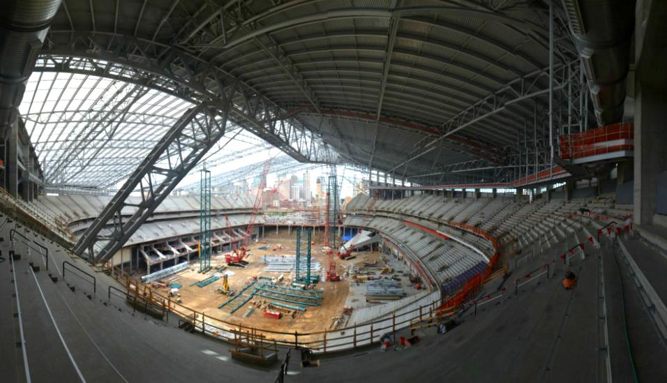 NFL and MLB: Atlanta and Minneapolis new stadiums update ...
