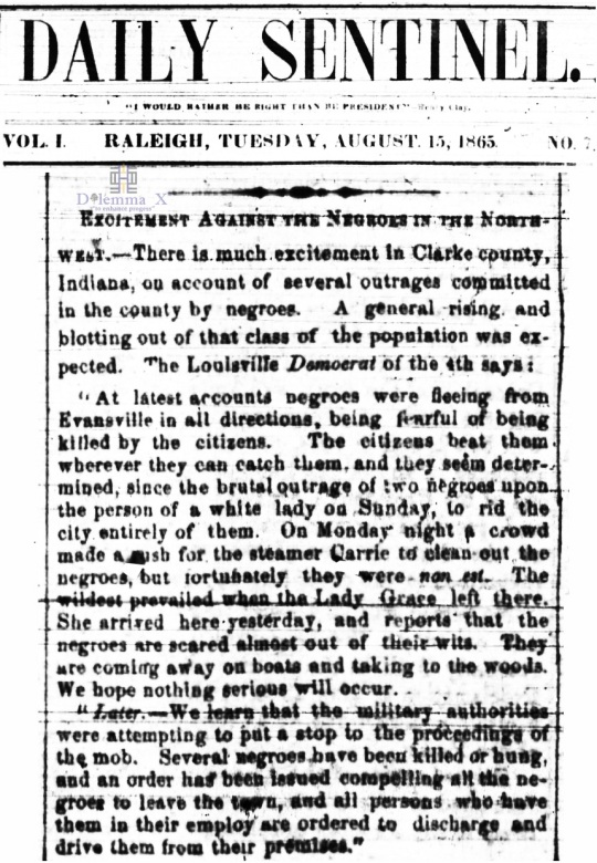 1865 Blacks Expulsion