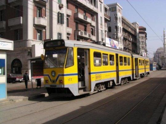 Alexanderia Tram