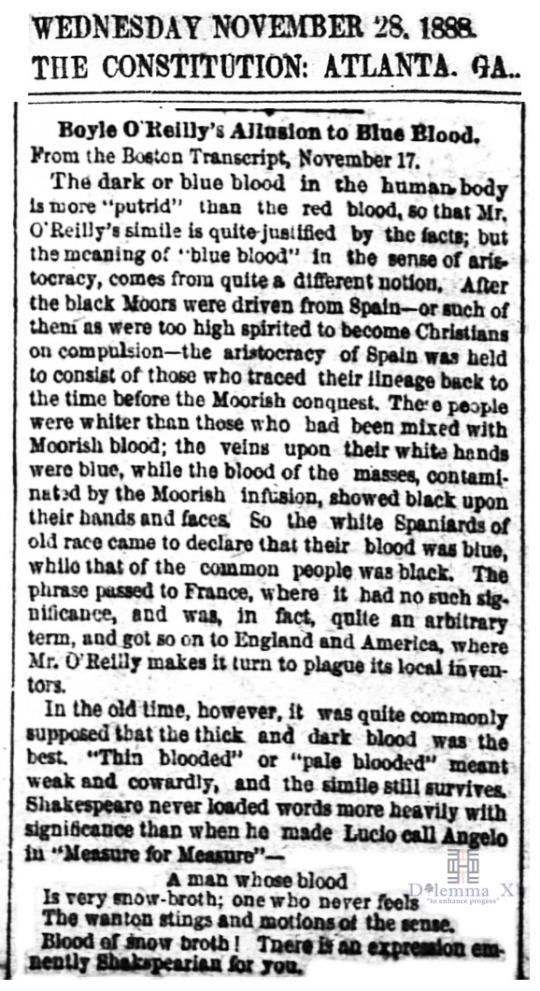 Moors 1888