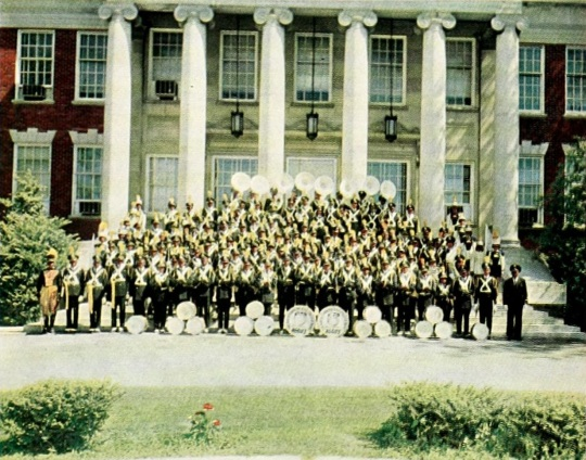 NC A&T 1967 Band
