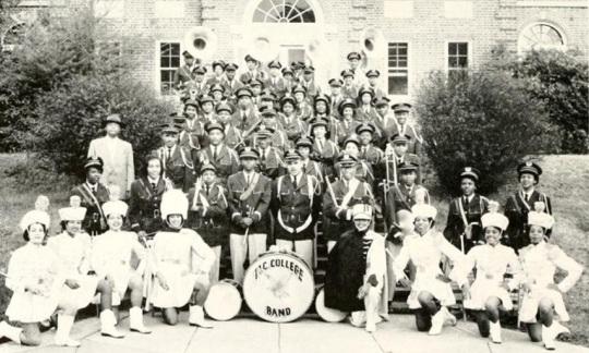 NCCU 1955 BAND