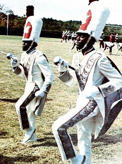 NCCU 1973a band