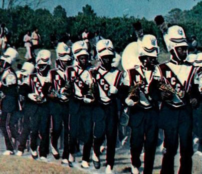 NCCU 1974 band