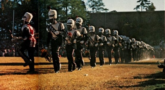 NCCU Marching Band