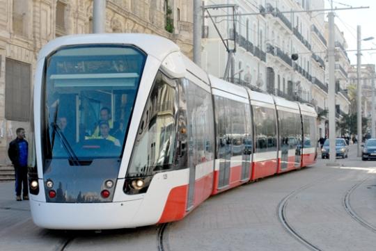 Oran tramway
