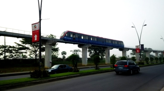 Port Harcourt Rivers Monorail